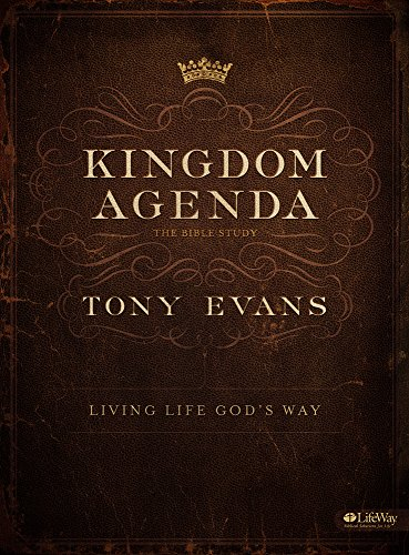 Kingdom Agenda: Living Life God S Way - Leader Kit