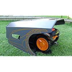 Idea Mower Garage Worx Landroid M Robot Cortacésped Garage
