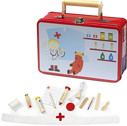 Simply For Kids 22083 Wendekreis Arztkoffer, Doctor´s Suitcase
