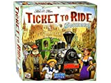 Image for board game Days of Wonder DOW720115 Ticket to Ride Germany Board Game, 2 to 5 Players
