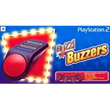 Sony Buzz Buzzer (PS2) [Importación Inglesa]