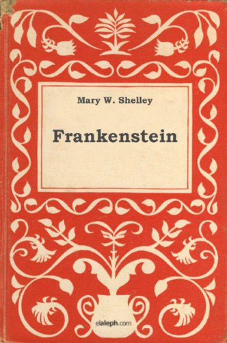 Frankenstein par Mary Shelley