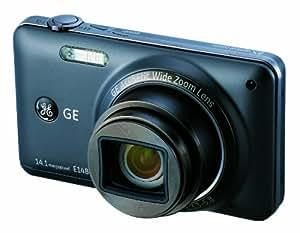 GE E1486TW Appareil photo numérique 14 Mpix Noir