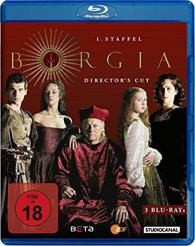 Staffel 1 (Director's Cut) [Blu-ray]