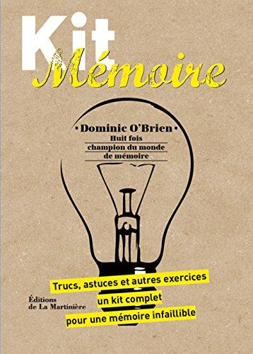 Kit mémoire : Un guide, 50 fiches, une carte