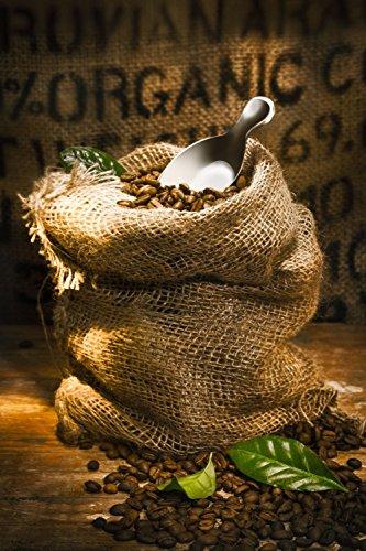 Bionatural Bio Fairtrade Kaffee-Espresso ganze Bohne by J. Hornig, 1000 g - 5