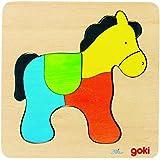 GoKi - Puzzle de 4 piezas (57822)
