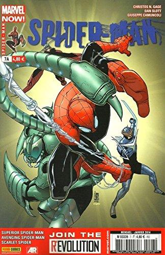 Spider-Man, Tome 7