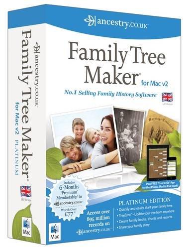 Family Tree Maker for MAC V2 (Family Tree For Mac)