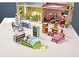 HABA 300511 - Little Friends - Puppenhaus-Möbel Villa Sonnenschein
