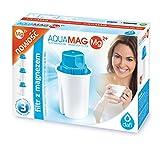 4029 Dafi Aquamag Magnesium Classic Wasserfilter 3-er Pack Kartuschen passend auch für Brita Classic, PearlCo Classic