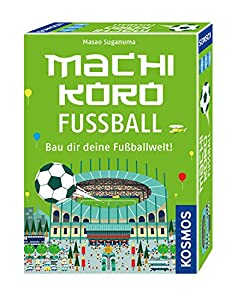 Kosmos Juegos 692971-Machi Koro-Balón de fútbol