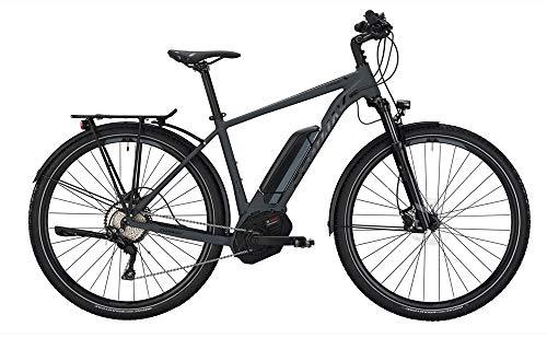 Conway EMC 629 Herren E-Bike 500Wh E-Mountainbike Elektrofahrrad Grey matt/Black 2019