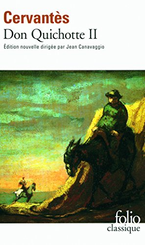 L'Ingénieux Hidalgo Don Quichotte de la Manche (Tome 2-Seconde partie)