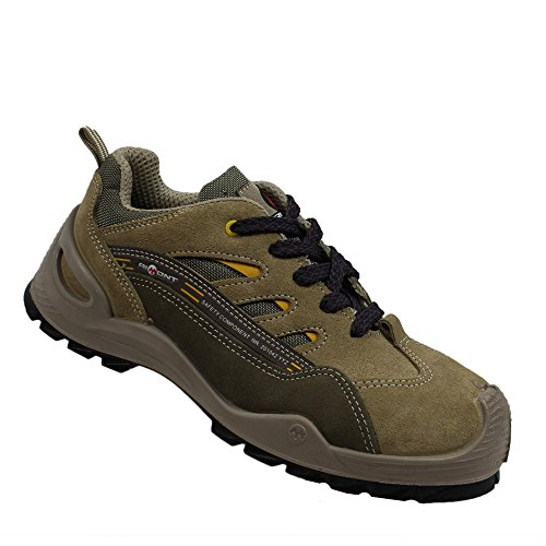 Aimont moschiferus s1P sRC chaussures berufsschuhe 00823 chaussures Marron - Marron