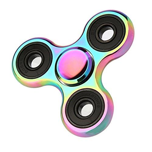 Preisvergleich Produktbild Saingace Fidget Spinner Hand Spinner Fidget Kupfer Ball Schreibtisch Fokus Spielzeug EDC Für Kinder / Erwachsene