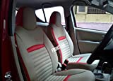#9: Frontline Pu Leather Car Seat Cover For Hyundai Grand I10