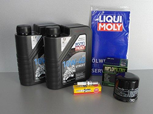 manutenzione-set-kawasaki-kvf-300-con-filtro-olio-candela-ispezione-olio-quad-atv