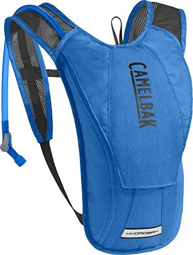 CamelBak 1122403900 - Mochila de hidratación, 1.5 l, color azul y gris