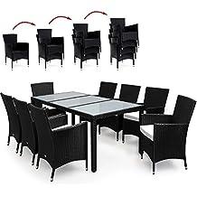 suchergebnis auf f r gartenm bel rattan wetterfest. Black Bedroom Furniture Sets. Home Design Ideas