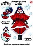 Ladybug-39820 Muñeca Articulada, Multicolor (Bandai 39820)