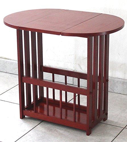 Genius ideas r 135160 porte-revues avec table basse