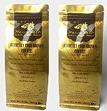 Mexico Real Cafe : Maya Elixir   Espresso Italiano Molido   454g (2 bolsas de 227g)   100% A...