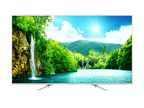 Hisense H75N5800 189 cm (75 Zoll) LED Fernseher (Ultra HD, HDR Plus, Triple Tuner, Smart TV, USB-Aufnahmefunktion) Pure Metal Silber