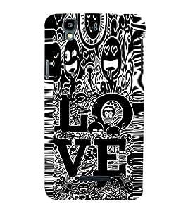 Ebby Printed back cover for Micromax Yureka(Premium Designer case)