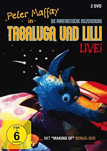 Peter Maffay - Tabaluga und Lilli Live! [2 DVDs] -