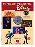 Fingerpicking Disney. Partitions pour Guitare, Tablature Guitare, Voix