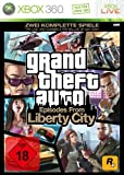 Grand Theft Auto: Episodes from Liberty City - Zwei Komplette Spiele: 'The Lost and Damned' + 'The Ballad of Gay Tony' [Edizione: Germania]