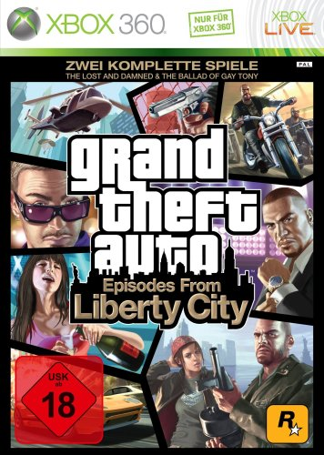 isodes from Liberty City - Zwei komplette Spiele: