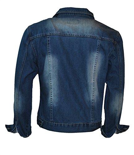 Kenzarro - Blouson - Veste en jean - Homme ADREXX