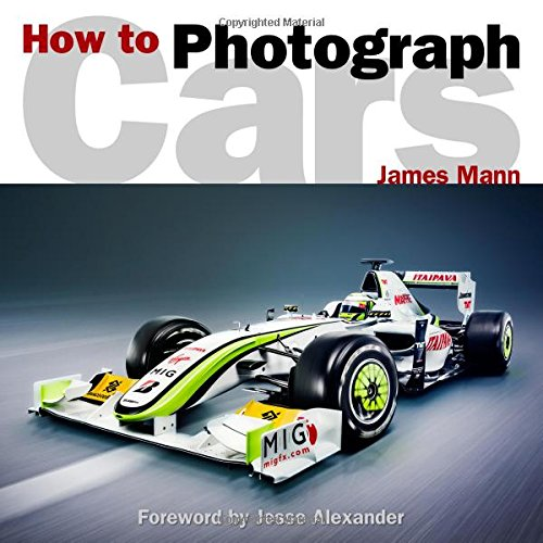 How to Photograph Cars por James Mann