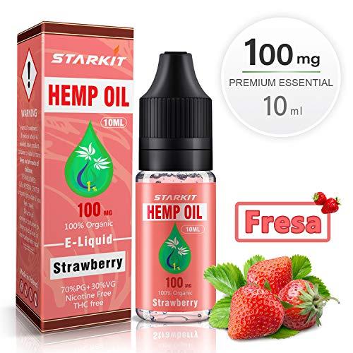 STARKIT® desechable hemp 1% de líquidos