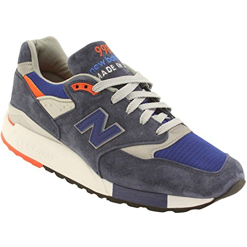 New Balance M998, CSAL blue/orange CSAL blue/orange