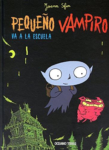 Pequeño vampiro va a la escuela/Little vampire goes to school