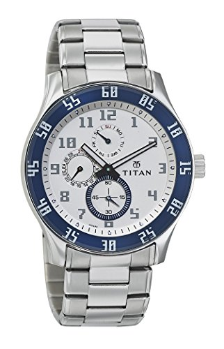 51cZT4 Kk8L - Titan 1632SM01 Octane Mens watch