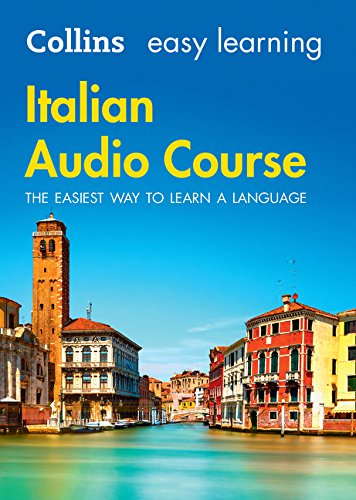 Easy Learning Italian Audio Course: Language Learning the easy way with Collins (Collins Easy Learning Audio Course) por Collins Dictionaries