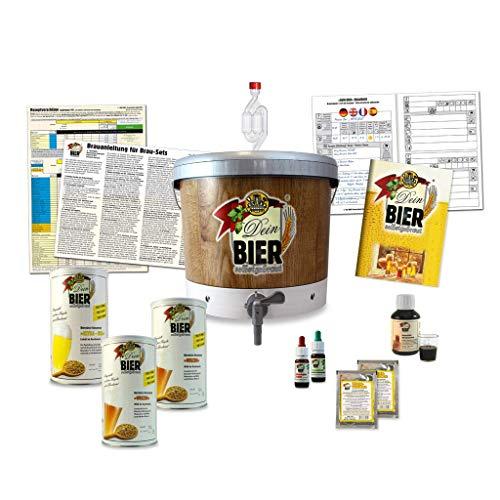 Bierbrauset Dein BIER« selbstgebraut Weizen