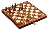 Philos 2710 - Reiseschach, Feld 30 mm, Königshöhe 48 mm, magnetisch
