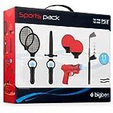 PS3 Move Pack 11 accessori sport Bigben