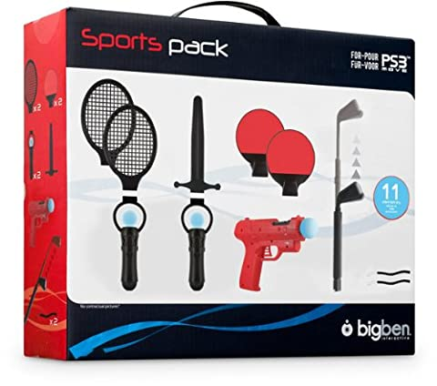 PS3 - Move Sports Pack