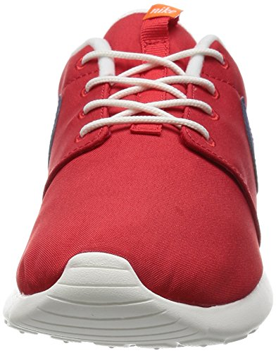 Nike Roshe One Retro, chaussure de course homme Rot (641 UNIVERSITY RED/LOYAL BLUE-SAIL)