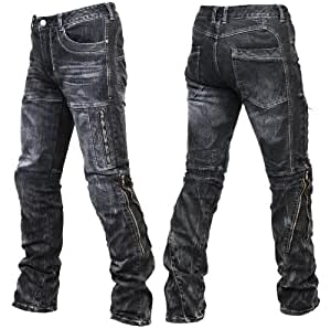 motorrad jeans ce protektoren teramid kevlar premium biker. Black Bedroom Furniture Sets. Home Design Ideas