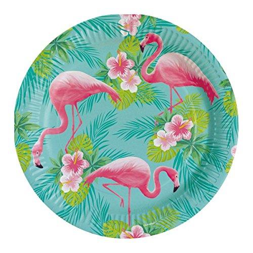 Preisvergleich Produktbild 8 Flamingo Paradies Teller