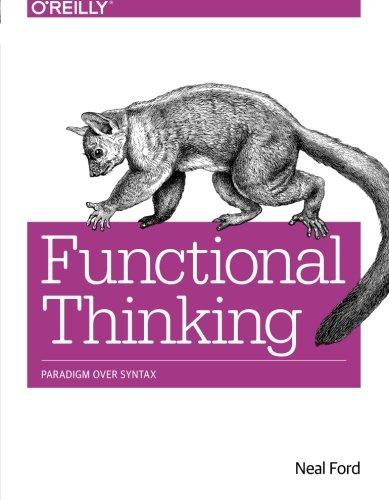 Functional Thinking