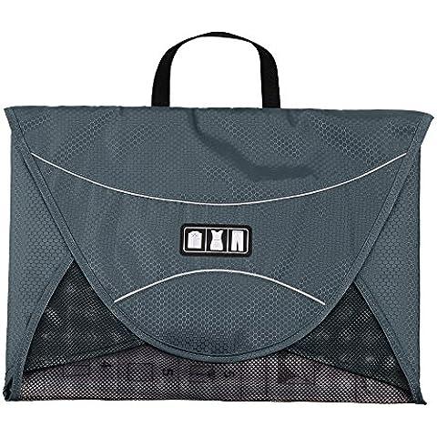 Bags-mart Porta abiti, Porta camicie da viaggio, per trasportare camicie in condizioni perfette