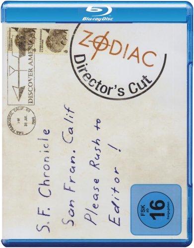 Bild von Zodiac - Die Spur des Killers [Blu-ray] [Director's Cut]